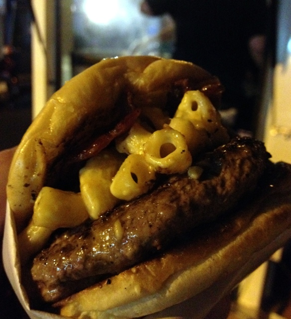 Burger MAc